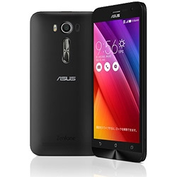 Zenfone 2 Laser 16GB (Qualcomm Snapdragon 410 1.2GHz/2GBメモリ/LTE対応) ブラック ZE500KL-BK16