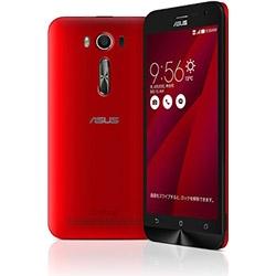 Zenfone 2 Laser 16GB (Qualcomm Snapdragon 410 1.2GHz/2GB������/LTE�Ή�) ���b�h ZE500KL-RD16