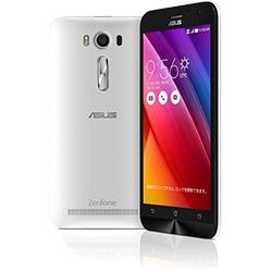 Zenfone 2 Laser 16GB (Qualcomm Snapdragon 410 1.2GHz/2GB������/LTE�Ή�) �z���C�g ZE500KL-WH16