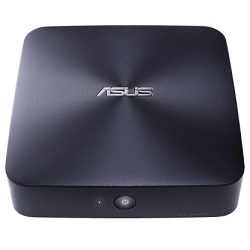 ASUS VivoMini UN42 (Windows 10/Celeronモデル) ミッドナイトブルー UN42-M126Z