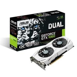 Dual GTX1060���ڃO���t�B�b�N�{�[�h DUAL-GTX1060-O6G