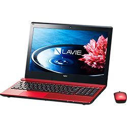 LAVIE Smart NS(S) クリスタルレッド PC-SN202HSA5-1