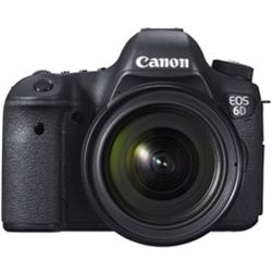 【クリックで詳細表示】キヤノン デジタル一眼レフカメラ EOS 6D・EF24-70L IS USM レンズキット 8035B015