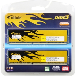 ������ �f�X�N�g�b�v�p 240pin DIMM DDR3-1600(PC3-12800) CL9 16GB(8GB×2���g) W3U1600HQ-8G