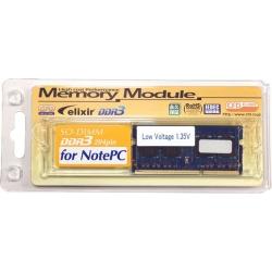 �m�[�gPC�p PC3-12800 CL11 4GB 1.35V  DDR3 D3N1600Q-L4G