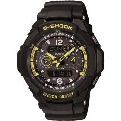 【クリックで詳細表示】G-SHOCK ソーラー電波時計 SKY COCKPIT GW-3500B-1AJF