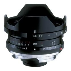 【クリックで詳細表示】フォクトレンダー SUPER WIDE-HELIAR 15mm F4.5 AsphericalⅡ VMマウント 178243