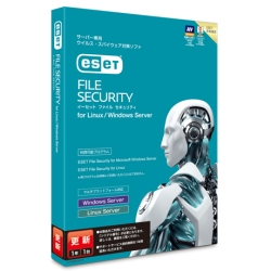 ESET File Security for Linux / Windows Server 更新 CITS-EA05-E07