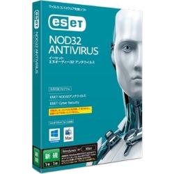 ESET NOD32アンチウイルス Windows/Mac対応 CITS-ND10-001