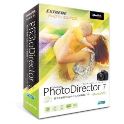サイバーリンク PhotoDirector 7 Standard 通常版 PHD07STDNM-001
