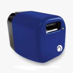 【クリックで詳細表示】TRAVEL CANDY USB充電器 グレープパープル 【海外対応AC100-240V 1A】 DAC-U1A10PU