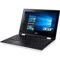 Aspire R 11  (Celeron N3050/4GB/500GB/�h���C�u�Ȃ�/11.6/Windows10 Home(64bit)/AP�Ȃ�/�N���E�h�z���C�g/360°�q���W) R3-131T-A14D/W