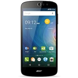 Liquid Z530 (Android5.1 Lollipop/MT6735 Quad-core 1.3GHz/2GBメモリ/16GB/5インチ/SIMフリーLTE/ブラック) Z530K-F01