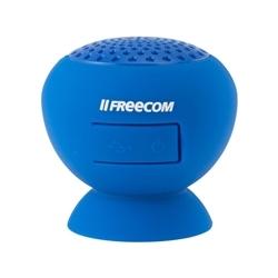 【クリックで詳細表示】スマホ対応 Bluetooth防水ワイヤレススピーカー Tough Speaker Navy Blue DJ JP 37201