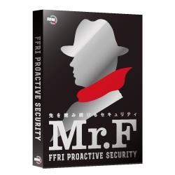 セキュリティソフト FFRI プロアクティブ セキュリティ Windows対応(1年/1台版) パッケージ版 PSBABLIPLY