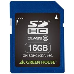 GH-SDHC10DA-16G