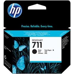 HP711�C���N�J�[�g���b�W �u���b�N80ml CZ133A