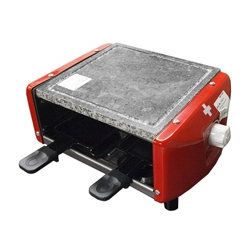 RACLETTE GRILL FOR 4 PERSONS