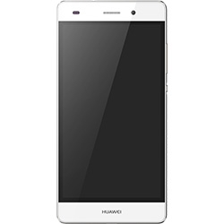Andorid 5.0搭載 LTE対応 SIMフリー 5インチスマートフォン P8 Lite White ALE-L02/White(51094379)