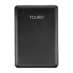 HGST 外付けハードディスク Touro Mobile (2.5インチ 1TB USB3.0) 0S03805