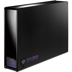 USB2.0/1.1�ڑ� �O�t�^�n�C�Z�L�����e�B�n�[�h�f�B�X�N 500GB HDJ-HSU500B