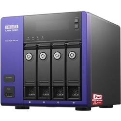 【クリックで詳細表示】WD社 Red搭載 Windows Storage Server 2012 Workgroup Edition 4ドライブNAS 8TB HDL-Z4WM8C