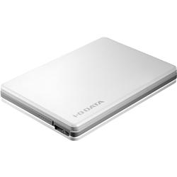 USB3.0/2.0�Ή� �|�[�^�u���n�[�h�f�B�X�N �u�������J�N����Lite�v �z���C�g 1.0TB HDPF-UT1.0WC