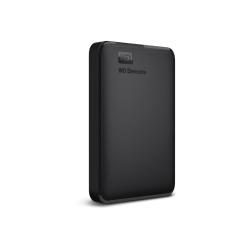 ポータブルハードディスクドライブ 「WD Elements Portable」 1TB WDBUZG0010BBK-JESN