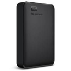 �|�[�^�u���n�[�h�f�B�X�N�h���C�u �uWD Elements Portable�v 2TB WDBU6Y0020BBK-JESN