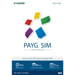 BM-PAYG3-3G60NE