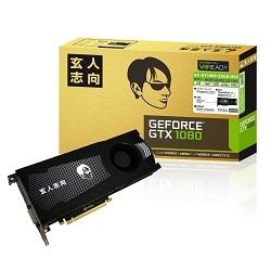 グラフィックボード Geforce GTX1080搭載 GF-GTX1080-E8GB/BLF
