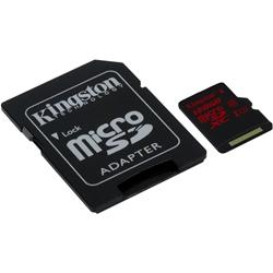 【クリックで詳細表示】128GB microSDXCカード UHS-I speed class 3 (U3) 90R/80W w/SD Adapter SDCA3/128GB