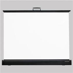 卓上型スクリーン 幕面ホワイトマット 50型NTSCサイズ GTP-50W