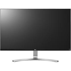 27型4K対応ワイド液晶ディスプレイ(フレームレスIPSパネル/HDMI2.0準拠/解像度3840x2160/LED/ブルーライト低減/フリッカーセーフ/液晶パネル・バックライト3年保証) 27UD68-W