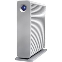 【クリックで詳細表示】USB3.0/FireWire800/eSATA対応 3.5インチ外付けHDD/d2 quadra USB3.0/3TB LCH-D2Q030Q3
