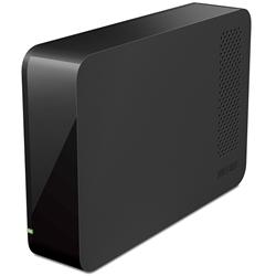 ドライブステーション ターボPC EX2対応 USB3.0用 外付けHDD 4TB ブラック HD-LC4.0U3-BK