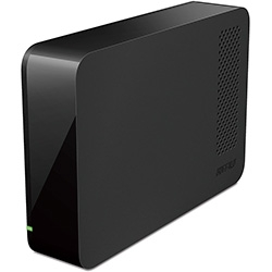 �O�t�n�[�h�f�B�X�N USB3.0 PC&TV���Ή� �ȃG�l�@�\�t 2TB �u���b�N HD-LC2.0U3/N