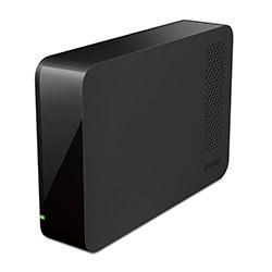 外付ハードディスク USB3.0 PC&TV両対応 省エネ機能付 3TB ブラック HD-LC3.0U3/N