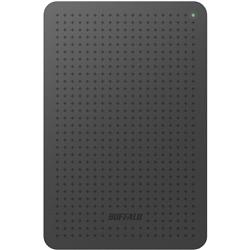 ミニステーション ターボPC EX2 Plus対応 USB3.0用ポータブルHDD 1TB ブラック HD-PCF1.0U3-BBC