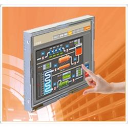 15型液晶オープンフレームタッチパネルモニター(超音波表面弾性波方式) TSD-ST1515-FN-SH1
