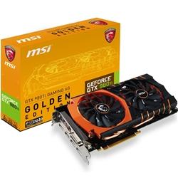 GTX980Ti GAMING 6G GOLDEN EDITION