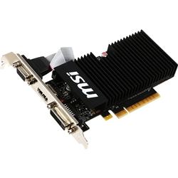 �t�@�����X ���[�v���Ή�MSI  NVIDIA GeForce   GT710 1GB���� �O���t�B�b�N�X�{�[�h GT710 1GD3H LPV1