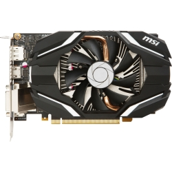 (VR READY) MSI  NVIDIA GeForce  GTX1060 6GB���� ��ՃV���[�g�T�C�Y(��188mm)�̃O���t�B�b�N�X�{�[�h GEFORCE GTX1060 6G OC