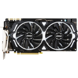【箱汚れ】(VR READY) MSI  NVIDIA GeForce GTX1080 8GB搭載アーマーグラフィックスボード GEFORCE GTX1080 ARMOR 8G OC