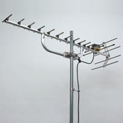 高性能型UHFアンテナ(75Ω・200Ω 水平・垂直偏波用) UA144CST