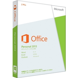 Office Personal 2013 ���f�B�A���� 9PE-00012