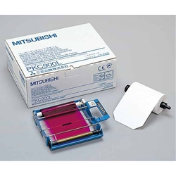 標準ペーパー Lサイズインクシートセット インクシートカセット付130枚 PKC900L