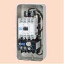 【クリックで詳細表示】電磁開閉器 標準形(交流操作) 箱入形 MS-N10 2.2KW 200V AC200V