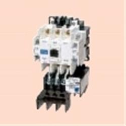 電磁開閉器 標準形(交流操作) 開放形 CAN端子付き MSO-N25CX 5.5KW 200V AC200V