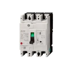 【クリックで詳細表示】漏電遮断器 NV-Sクラス経済品 NV125-SV 3P 50A 100-440V 30MA